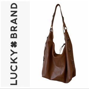 Lucky Brand Boho leather Bag